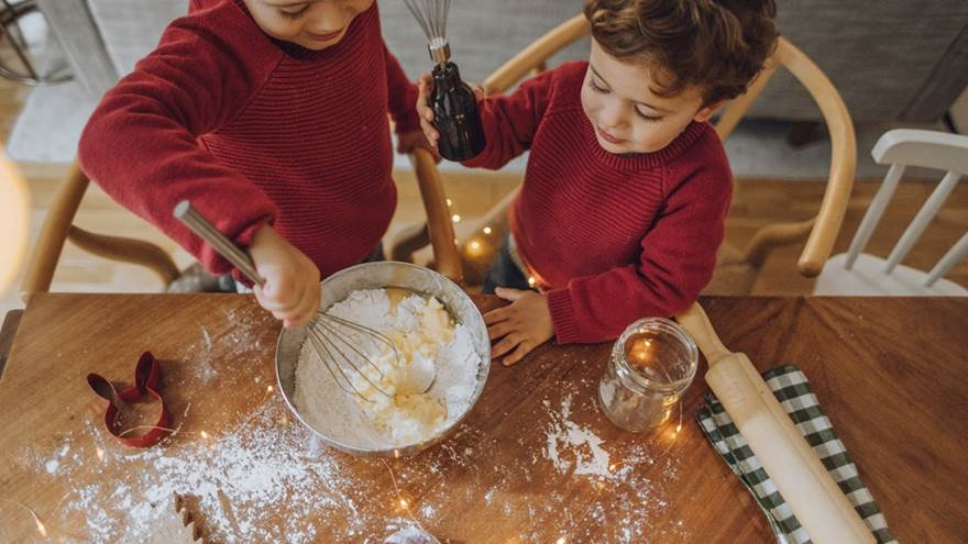9 Christmas recipes for kids