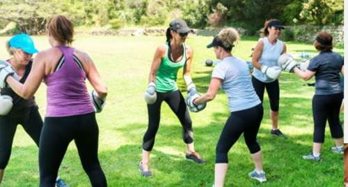 Free Group Fitness Camps