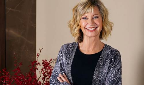 Help support the Olivia Newton-John Cancer Wellness mission!